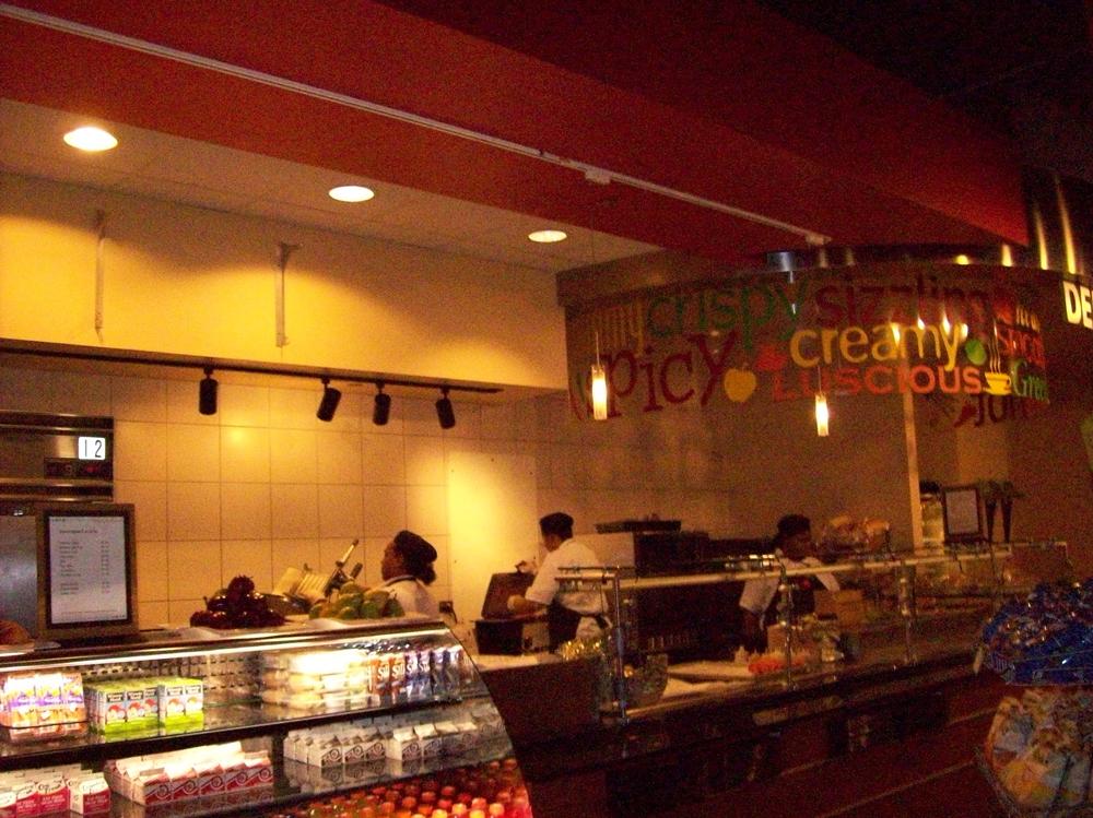 Adler Planetarium Food Court